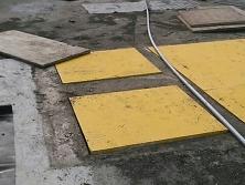 污水厂盖板